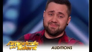 Brody Ray: Grew Up As Natalie But This Transformed Singer's GOT TALENT! | America's Got Talent 2018