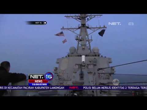 Tomahawk, Rudal AS Serang Suriah Merupakan Rudal Jarak Jauh Berkekuatan Tinggi - NET16