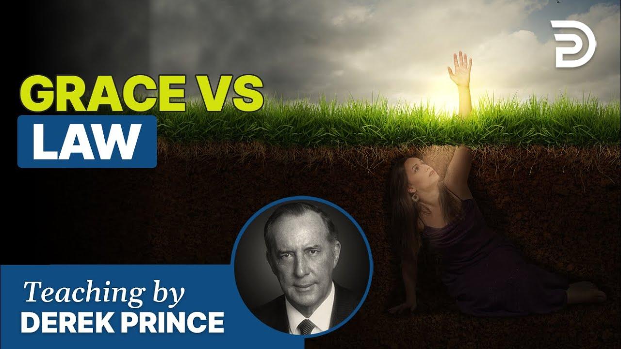 YouTube thumbnail for Grace vs. Law
