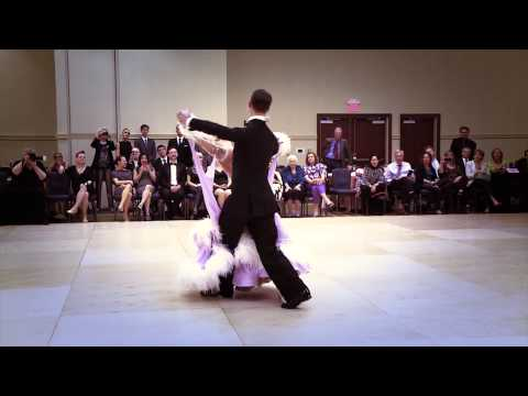 YouTube International Ballroom Viennese Waltz video thumbnail