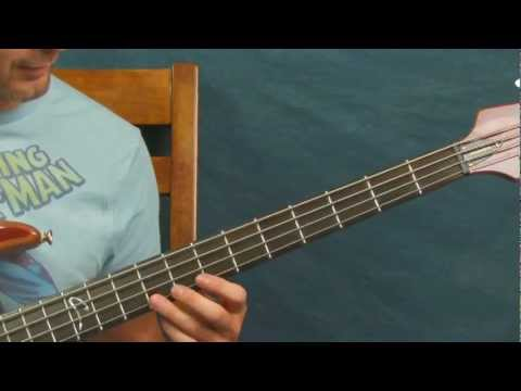 online bass guitar lesson woman wolfmother