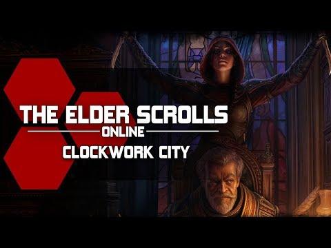 Clockwork City - TheHiveLeader