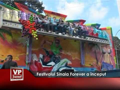 Festivalul Sinaia Forever a început