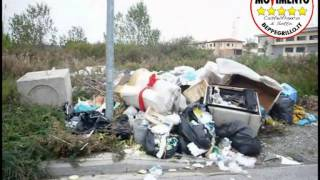 preview picture of video 'Rifiuti abbandonati dietro ex Lidl Castelfranco di Sotto'