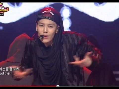 B.A.P - Badman, 비에이피 - 배드맨, Show Champion 20130828