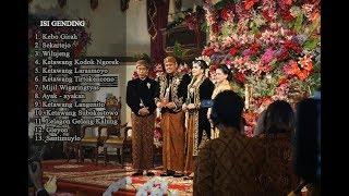 Gamelan Upacara Pernikahan Adat Jawa