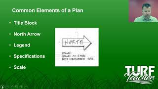 Reading A Landscape & Irrigation Plan