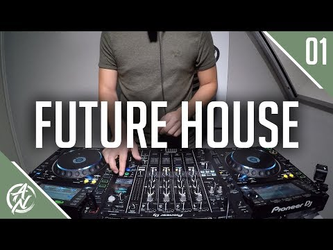 Future House Mix 2018 | #1 | The Best of Future House 2018 by Adrian Noble