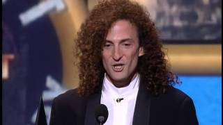Kenny G Wins Adult Contemporary Artist - AMA 1994