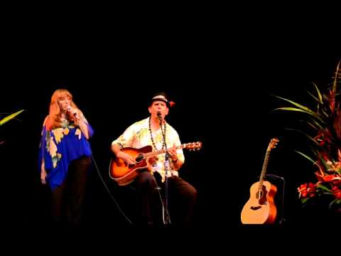 Dennis and Christy Soares at the Palace Theater 5-28-11 (Song For You- James Taylor