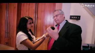 Shiv Khera in conversation with BlogBeats - QuickBeats at NPC2016