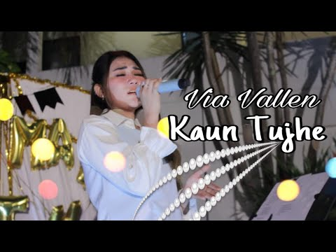 Via Vallen - Kaun Tujhe ( Hindi Cover )