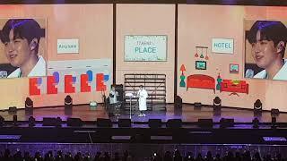 Kim Jae Hwan Fan Meeting in Jakarta - June 29, 2019 (2ndTalk Part)