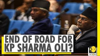 Nepal PM KP Sharma Oli informs to Cabinet: Party split imminent | World News | WION - Download this Video in MP3, M4A, WEBM, MP4, 3GP