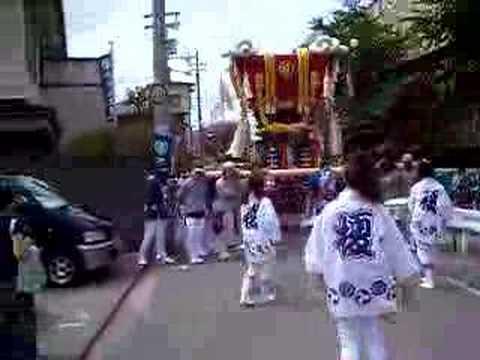 堺市方違神社祭礼(平成19年)vol.1