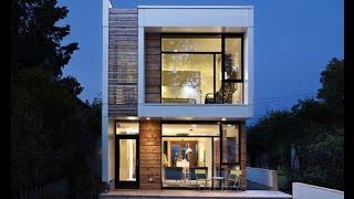 Como dise ar una casa de 7x15 mts de terreno 123vid for Casa moderna minimalista 6 00 m x 12 50 m 220 m2