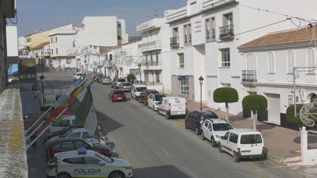 INMINENTE COMIENZO DE LAS OBRAS EN LA CALLE ÁLVAREZ LEIVA EN MANILVA