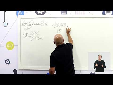 Aula 15 | Logaritmo I - Parte 01 de 03 - Matemática