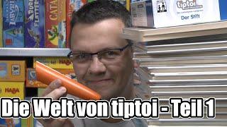 Die Welt von tiptoi - Bücher (Ravensburger) - Was es alles gibt!
