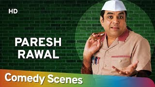 Paresh Rawal Superhit Comedy Scenes - Bollywood Best Comedian - #Shemaroo Comedy - Download this Video in MP3, M4A, WEBM, MP4, 3GP