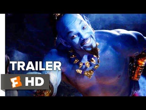 Aladdin (2019) Trailer 1