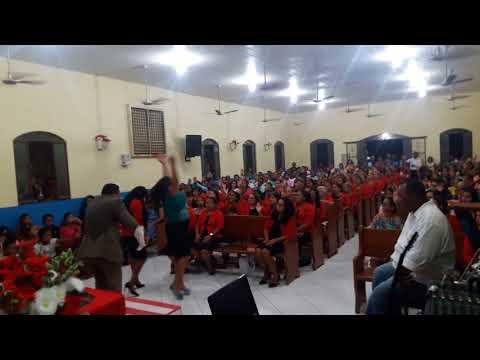 Poder de Deus em Belo Monte - Pa