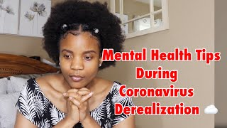 Mental health during Coronavirus | Derealization is this all a dream? |  Covid-19