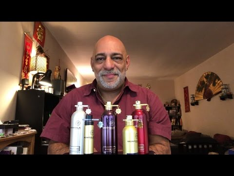 My TOP 5 Montale Fragrances + GIVEAWAY (CLOSED)
