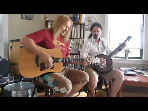Dead Covers Project - Lazy River Road - Grateful Gary & Wavy Dave