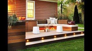 40 Amazing Backyard Deck Ideas Beautiful And Useful