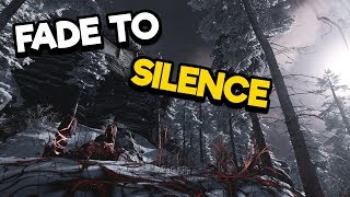 Fade to Silence Gameplay #6 - Base Defense Madness!