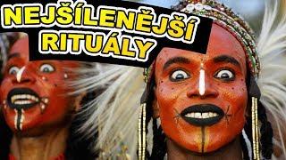 TOP 5 Nejšílenější tradice a rituály