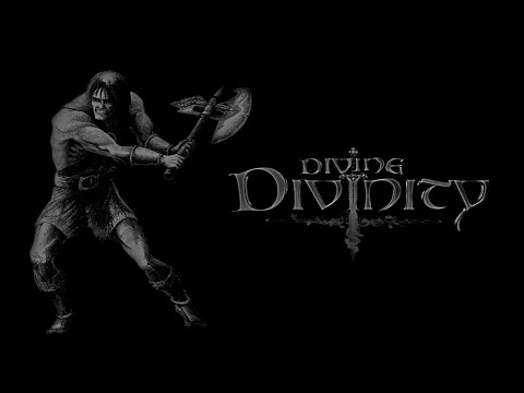 Divine Divinity - ч.19: вокруг рынка и под ним
