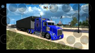 american truck simulator for android - मुफ्त
