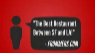 preview picture of video 'Vintage Press - Visalia's Best Business Lunch Restaurant   David Vartanian   Video by Peter Dudek'