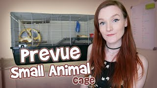 Setting Up My Syrian Hamster Cage | Prevue 528 Small Animal Cage | UNBOXING!
