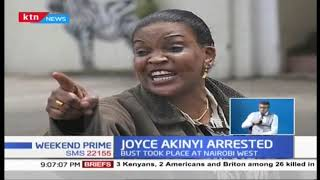 Businesswoman Joyce Akinyi arrested with over 2kg of Heroine in Nairobi