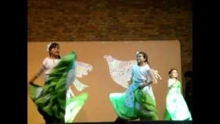 preview picture of video 'Danza Paraguaya CEC San Juan.MPG'