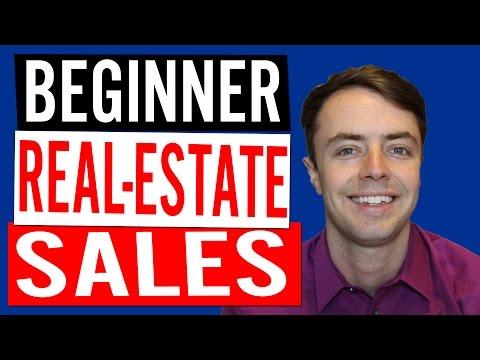 Real-Estate Agent Beginner: Sales Training 101 - YouTube