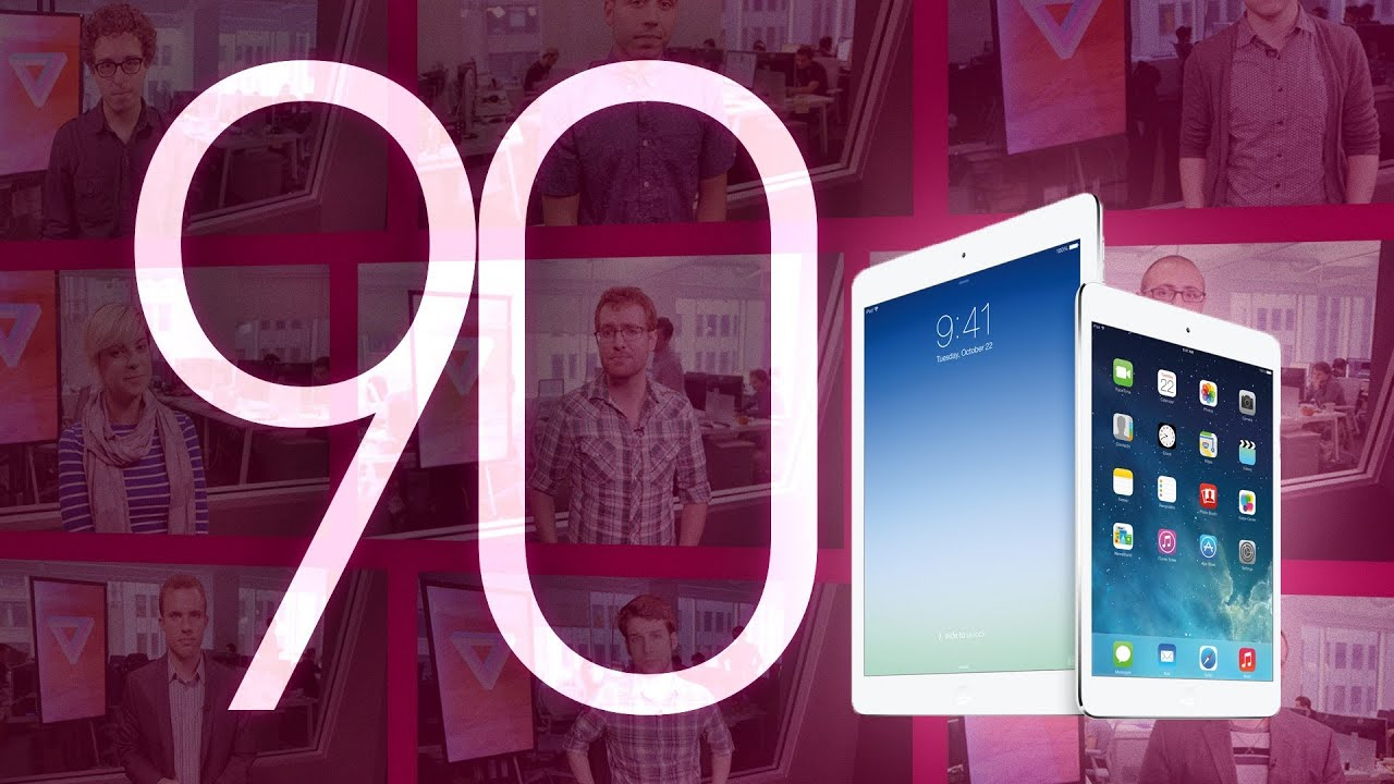 Apple, Nokia, and Netflix: 90 Seconds on The Verge thumbnail