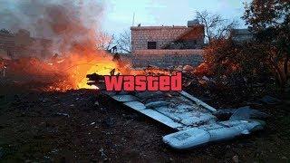 В Сирии сбит российский штурмовик Су-25. Что нам известно?