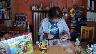 Lego Bauen und Schnacken mit Mias Baumhaus (Friends Set 41335)