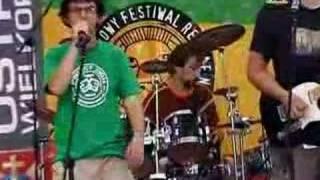 "Project Zion"" Reggae to broń""- Live @ Reggae Na Piaskach 2007"