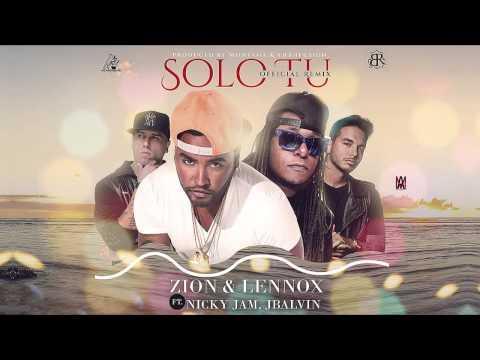 Solo tu (Remix)
