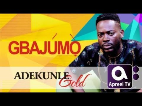 ADEKUNLE GOLD on GbajumoTV
