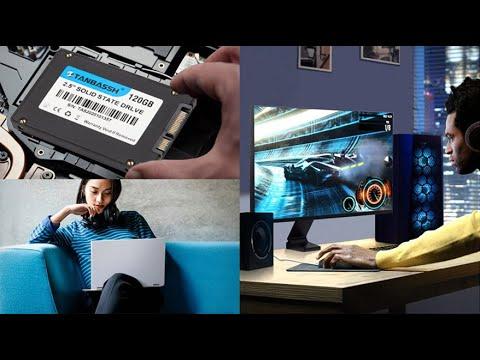 Твердотельный накопитель SSD Tanbassh SATA 3 2.5 дюйма 7мм (SLIM) 550 на 500 скорость 60Gb-1Tb