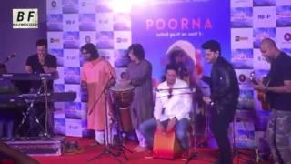 Arijit Singh ,Salim Sulaiman, Zakir Hussain Live Performance | Kuch Parbat Hilaayein Song | Poorna
