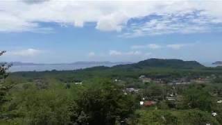 Sea View land overlooking Yamu and Phang Nga Bay