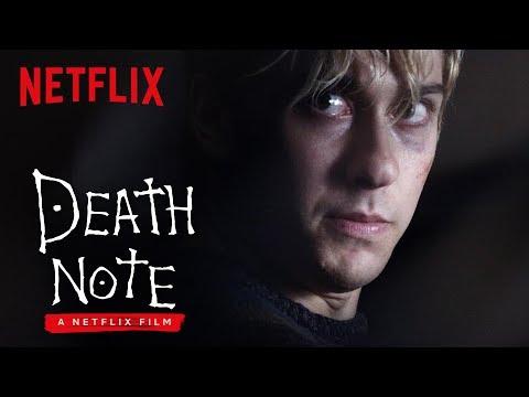 美國真人電影版《死亡筆記本》預告公開!