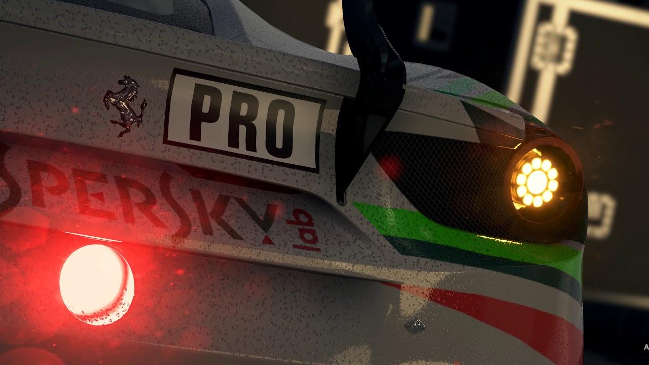 Trailer di Assetto Corsa Competizione